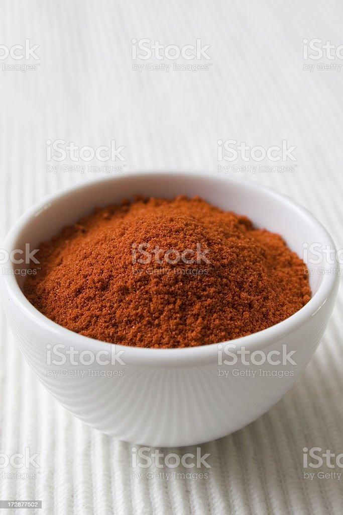 Paprika royalty-free stock photo
