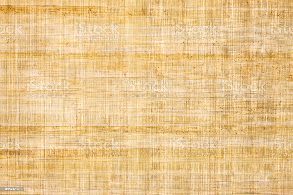 Papyrus background royalty-free stock photo