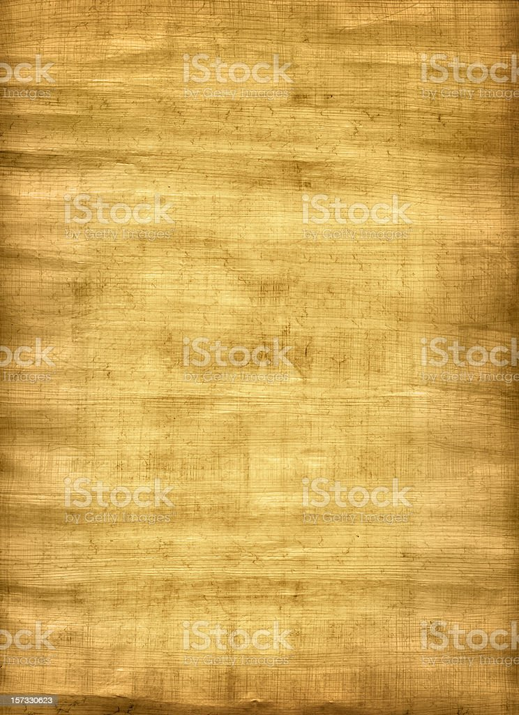 Papyrus royalty-free stock photo