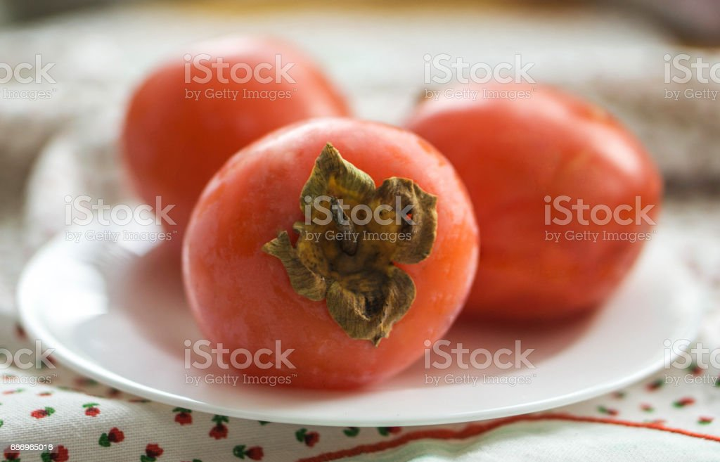 Paradise apple closeup stock photo