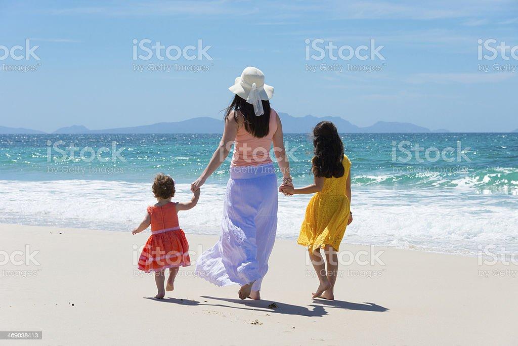 Paradise beach foto royalty-free