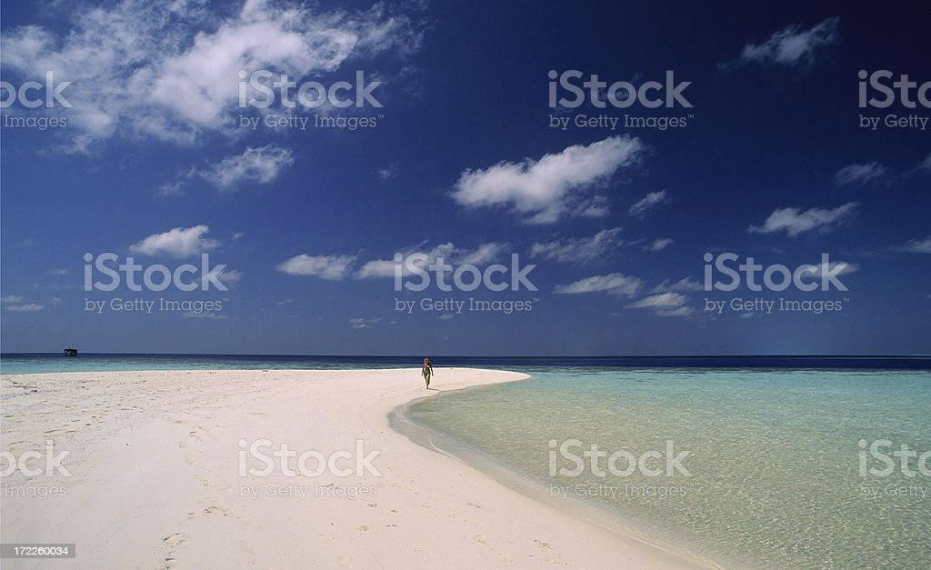 Paradise Found royalty-free stock photo