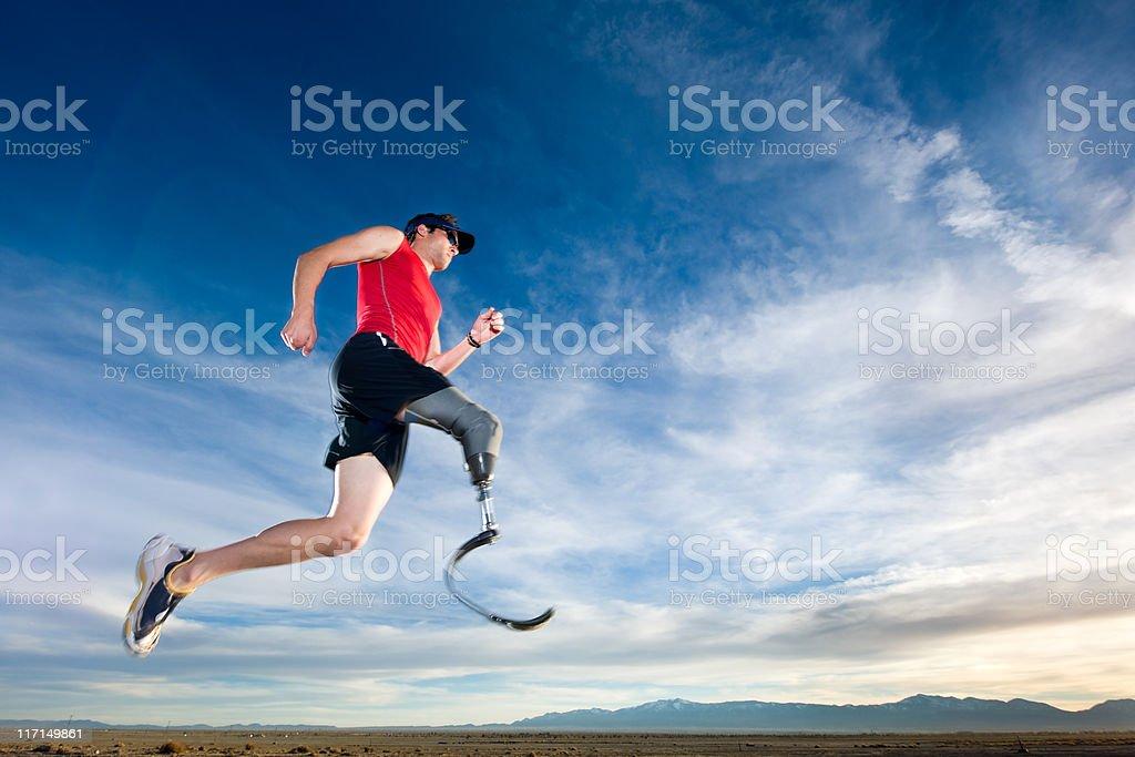 Paralympics royalty-free stock photo