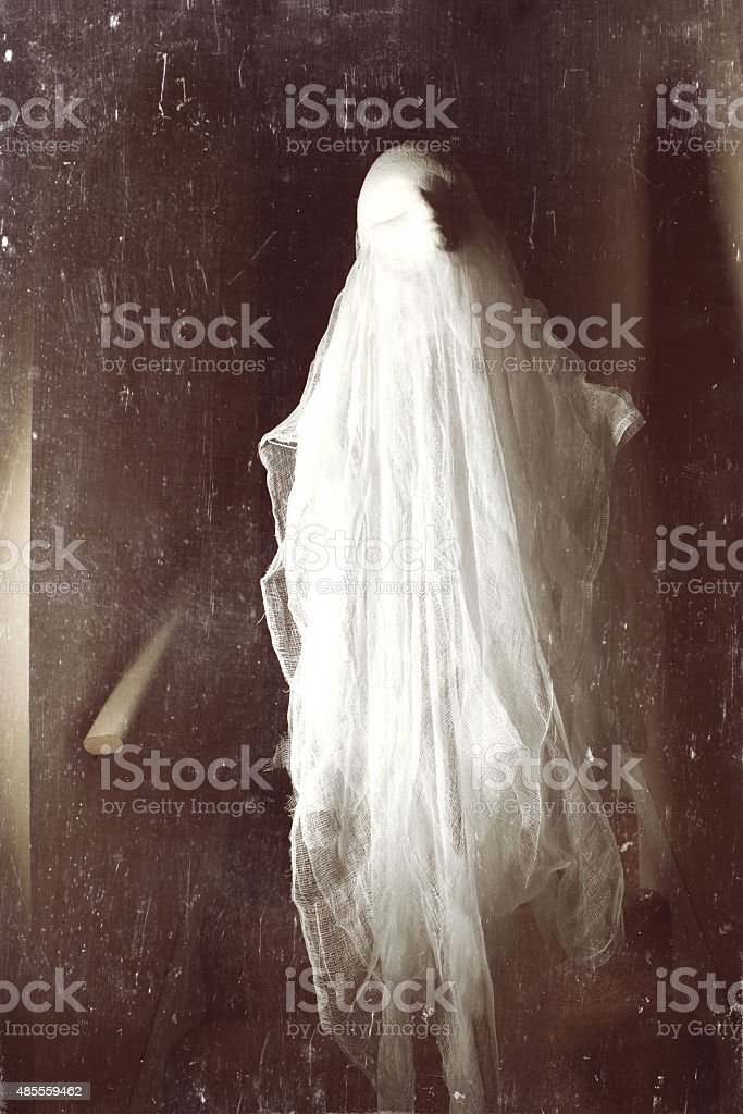 Paranormal Ghost Photo stock photo