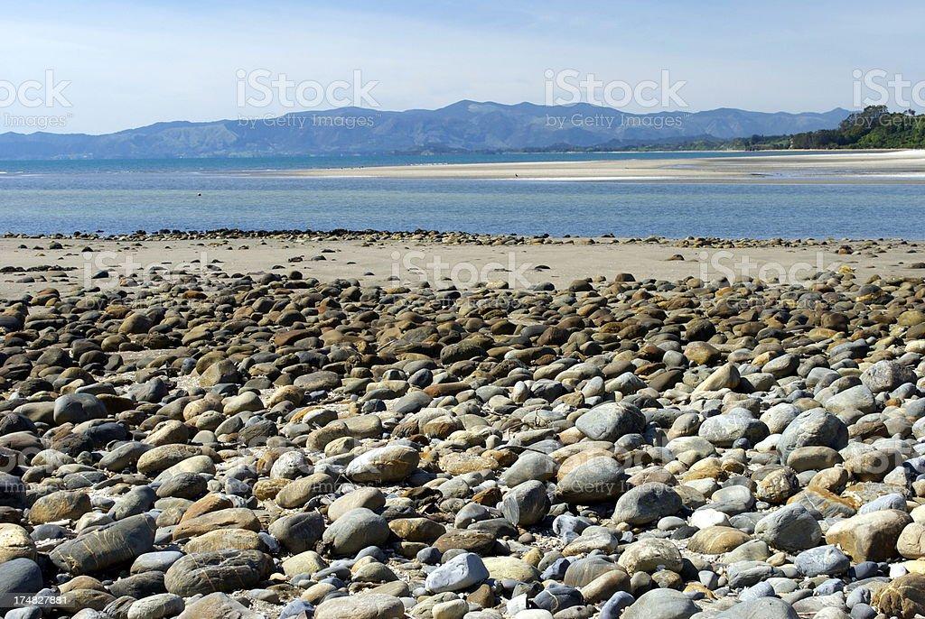 'Parapara Inlet, Milnthorpe, Golden Bay, New Zealand' royalty-free stock photo