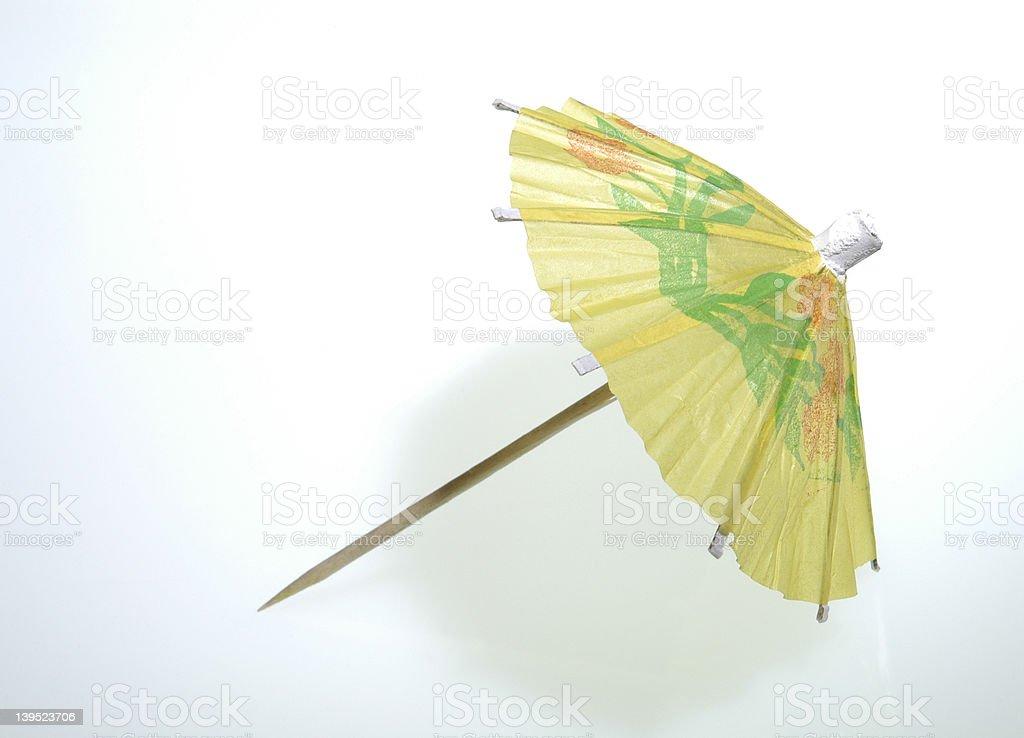 parasol royalty-free stock photo