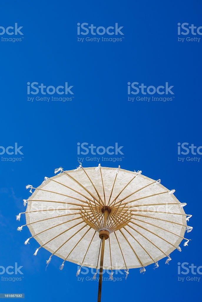 Parasol foto de stock libre de derechos