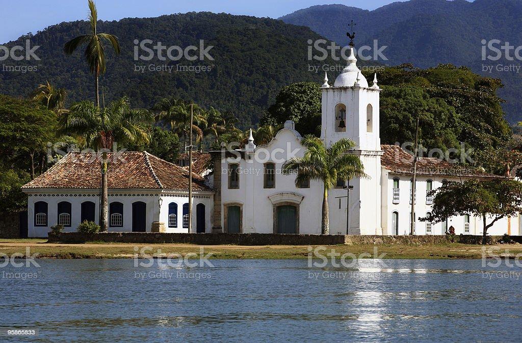 parati rio de janeiro state brazil stock photo