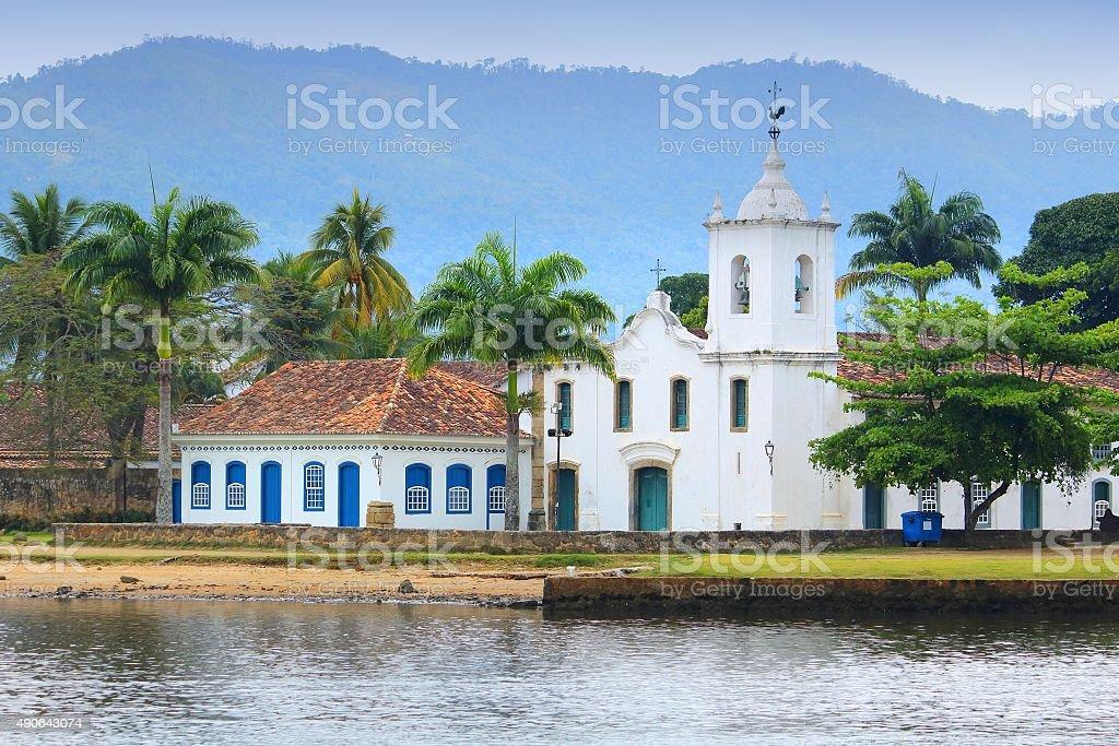 Paraty, Brazil stock photo