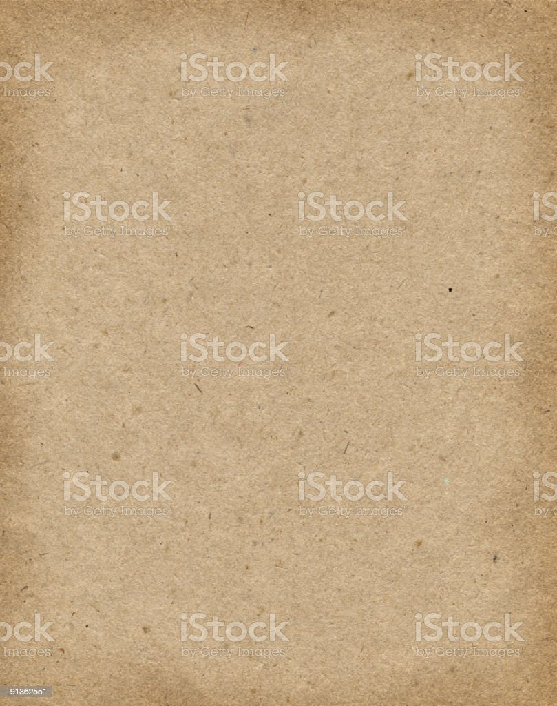 Parchment style paper texture background stock photo