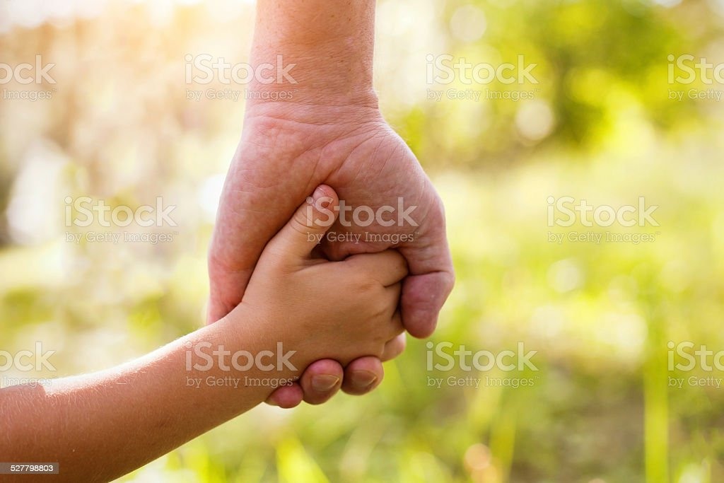 parenting concept stock photo