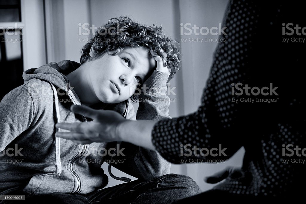 Parenting royalty-free stock photo
