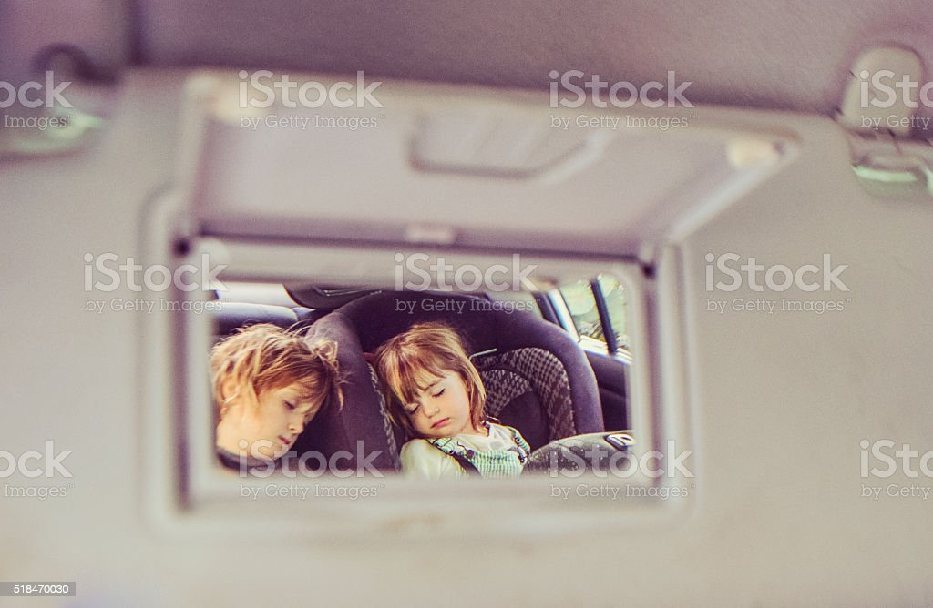 Parenting Win! stock photo