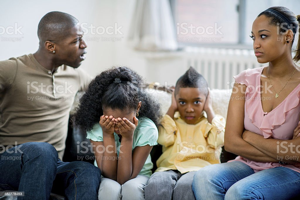 Parents' controversy stock photo
