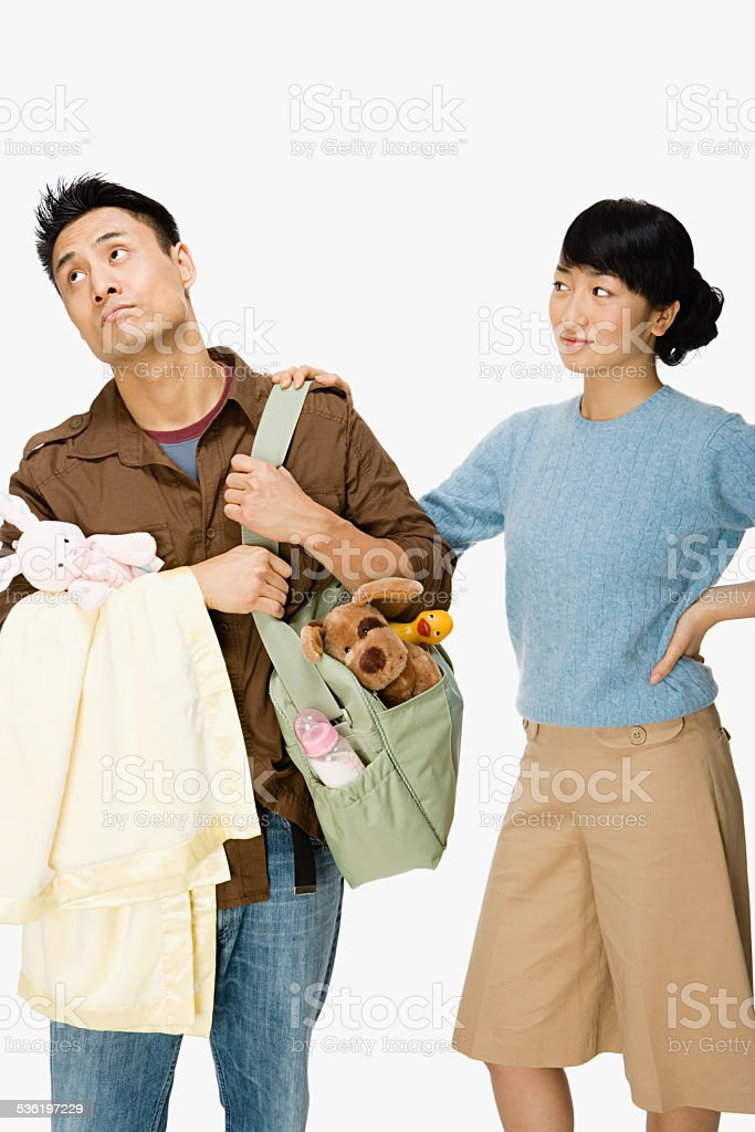 Parents stock photo
