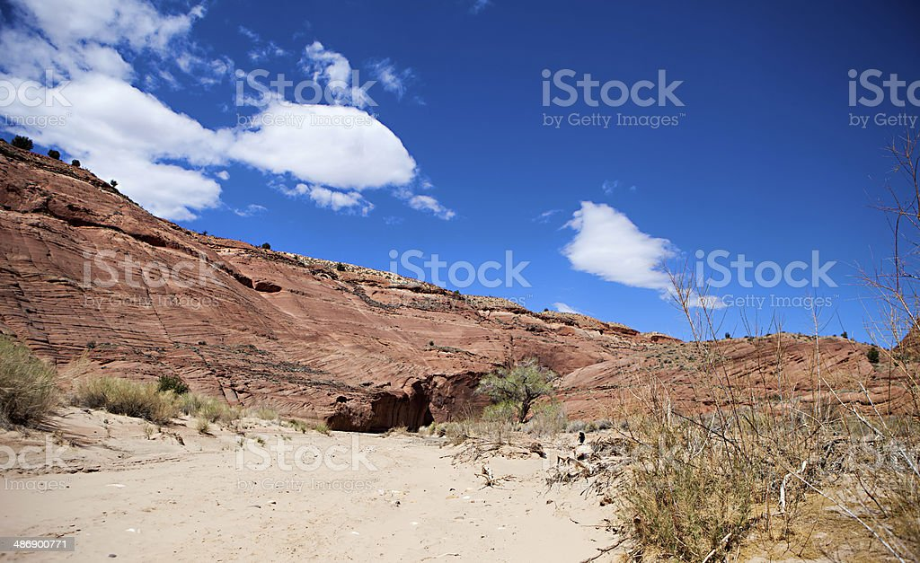 Paria Canyon stock photo
