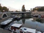 Parigi - Bassin de l'Arsenal