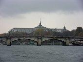 Parigi – Pont de la Concorde dalla Senna
