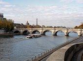 Parigi – Pont Neuf da Quai de la Megisserie