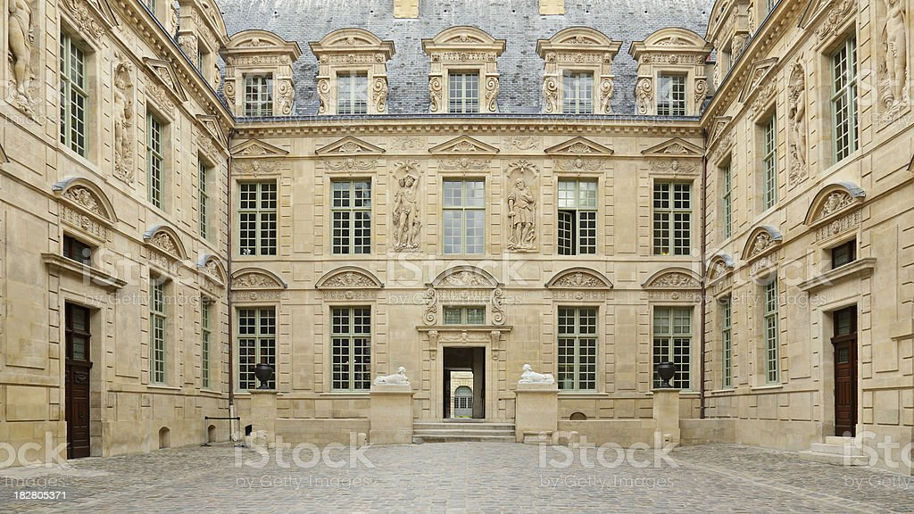 Paris Architecture stock photo