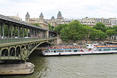 Paris, capital and the most populous city of France