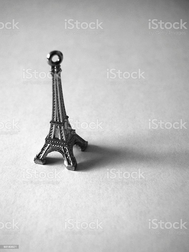 Paris Eiffel Tower France stock photo