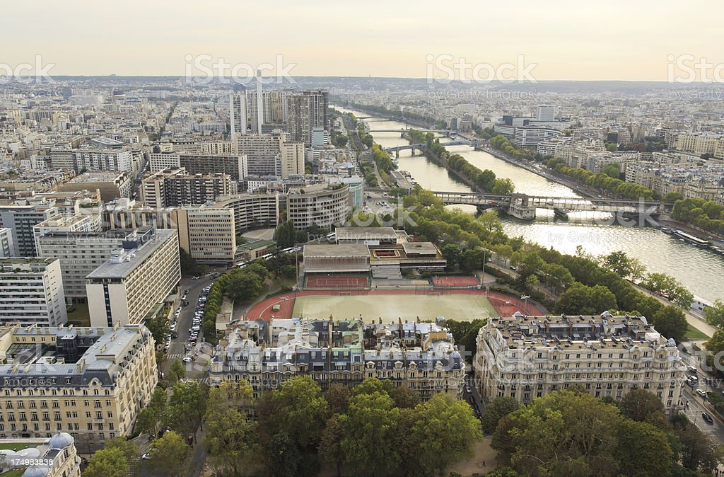 Paris. France royalty-free stock photo