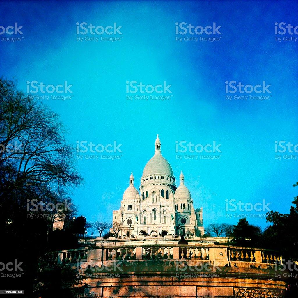 Paris, France. stock photo