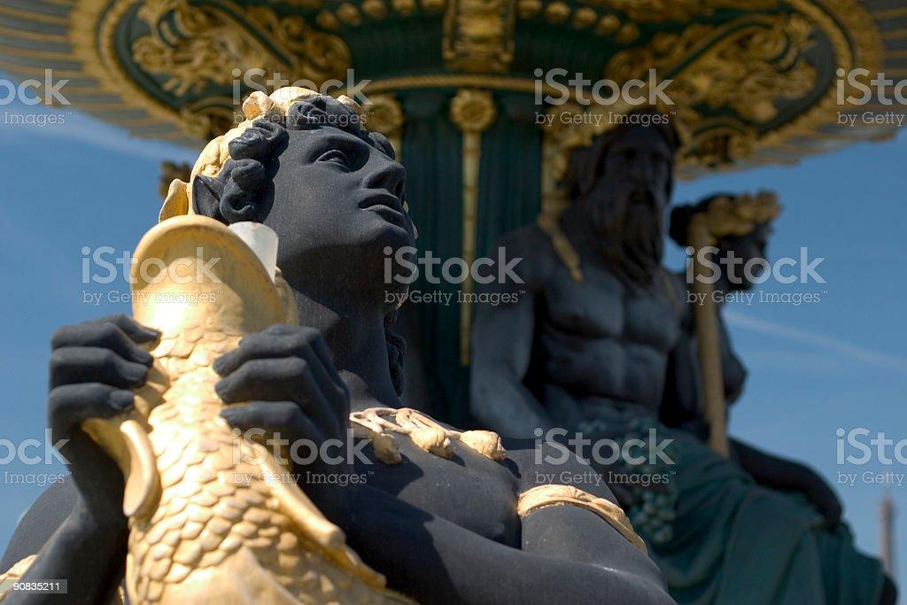 Paris Memories royalty-free stock photo