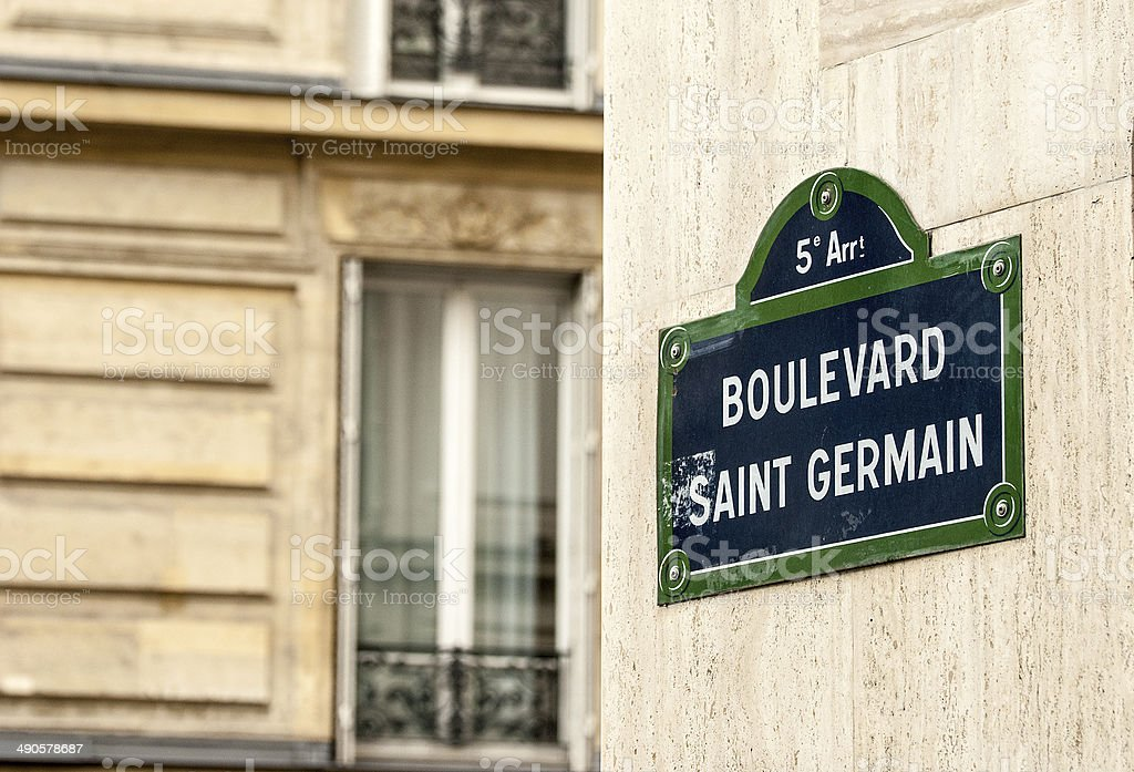 Parigi stock photo