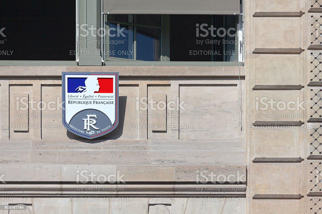 Paris Police Prefecture – Foto
