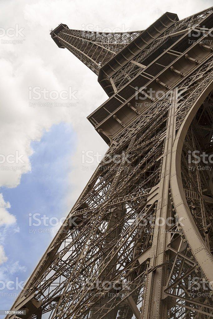 Paris, Tour Eiffel, France royalty-free stock photo