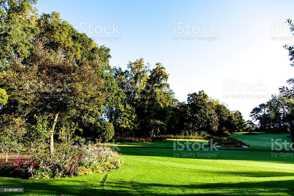 park royalty-free stock photo