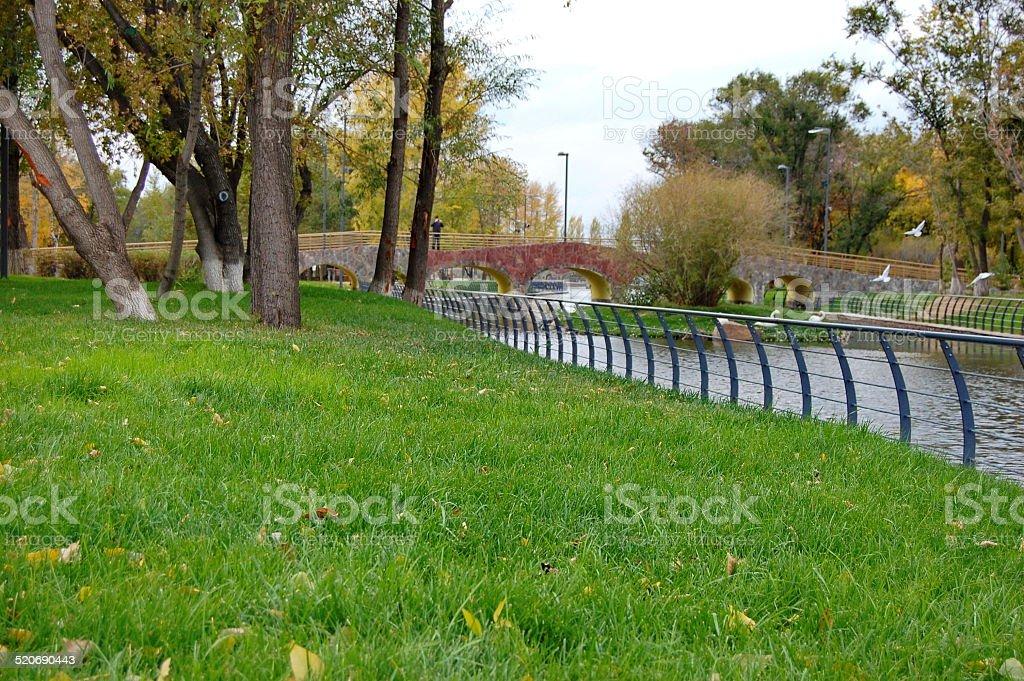 Park Lizenzfreies stock-foto