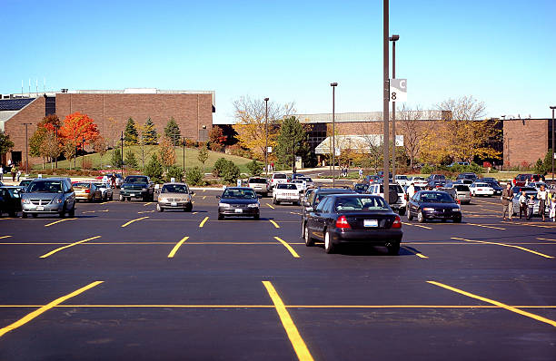 Parking Lot Pictures, Images and Stock Photos - iStock