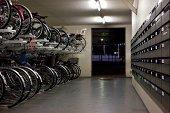 Parking, V?lo, Stockage, Hall