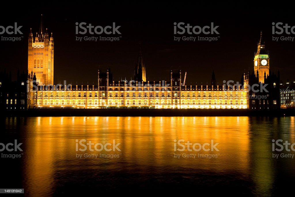 Parlament House royalty-free stock photo