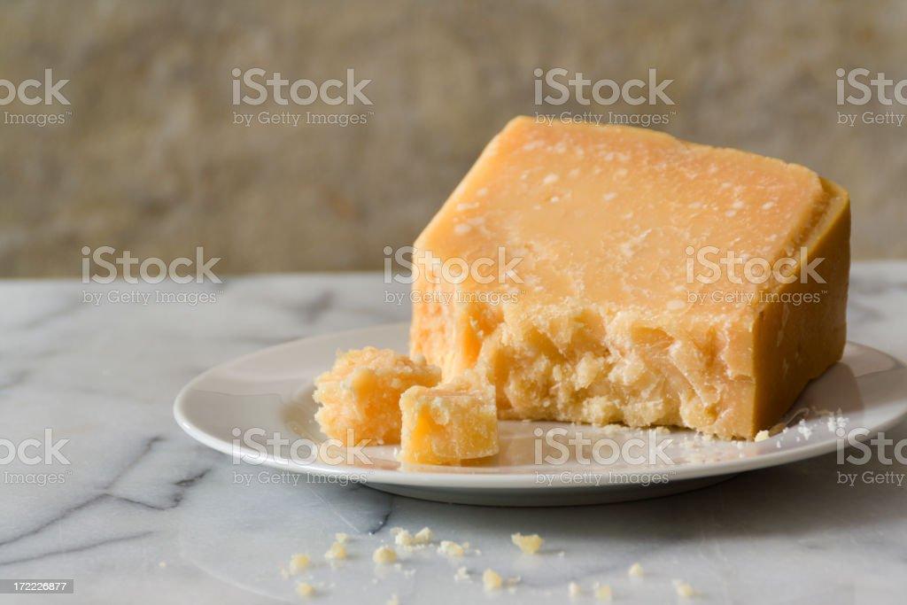Parmigiano Cheese Hz: stock photo