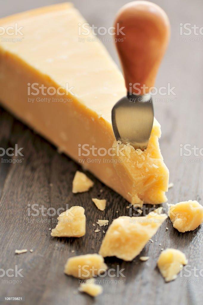 Parmigiano Reggiano stock photo