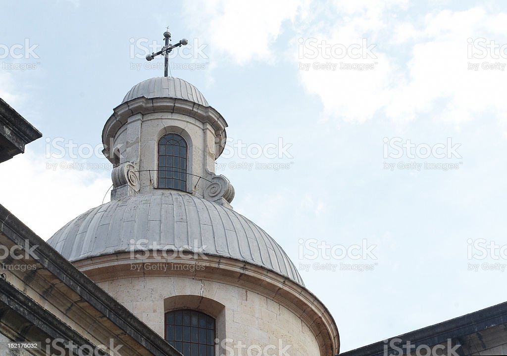 Parochial Dome stock photo