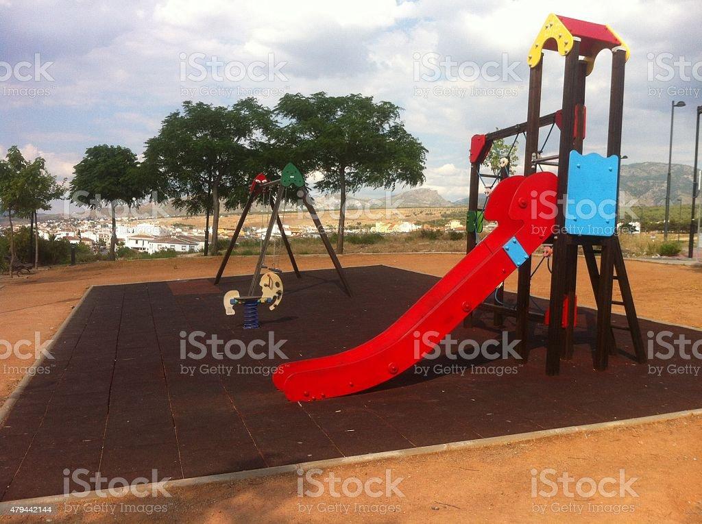 Parque royalty-free stock photo