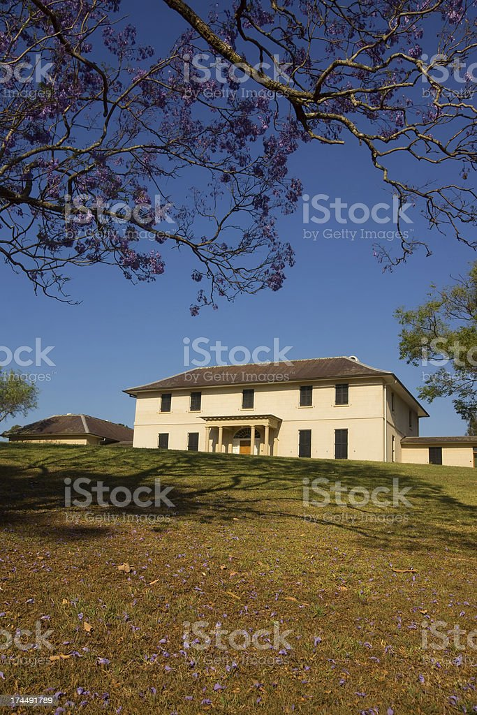 Parramatta - Old Government House stock photo