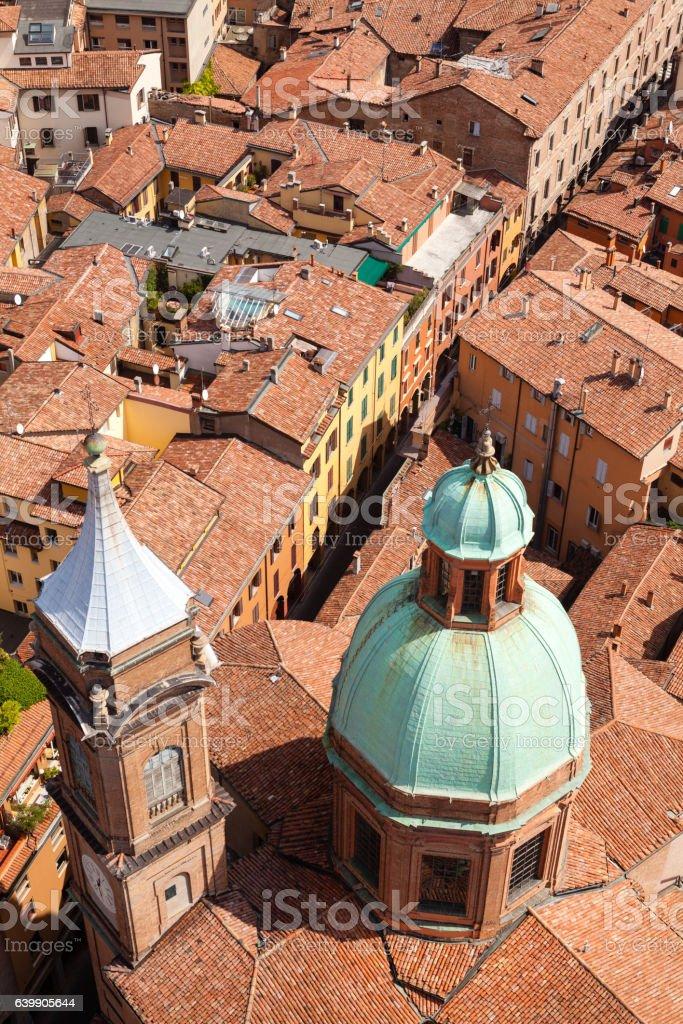 Parrocchia Santi Bartolomeo e Gaetano stock photo
