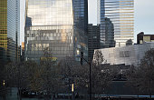 Part of 9/11 museum and base of One WTC at