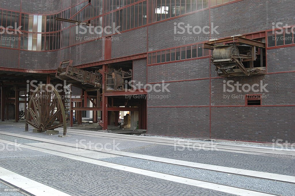 Part of a old german cokery stock photo