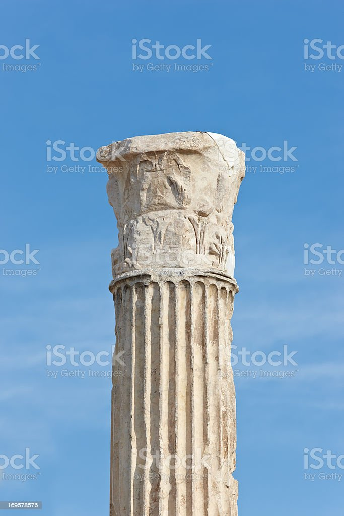 Parthenon, Athens Acropolis royalty-free stock photo