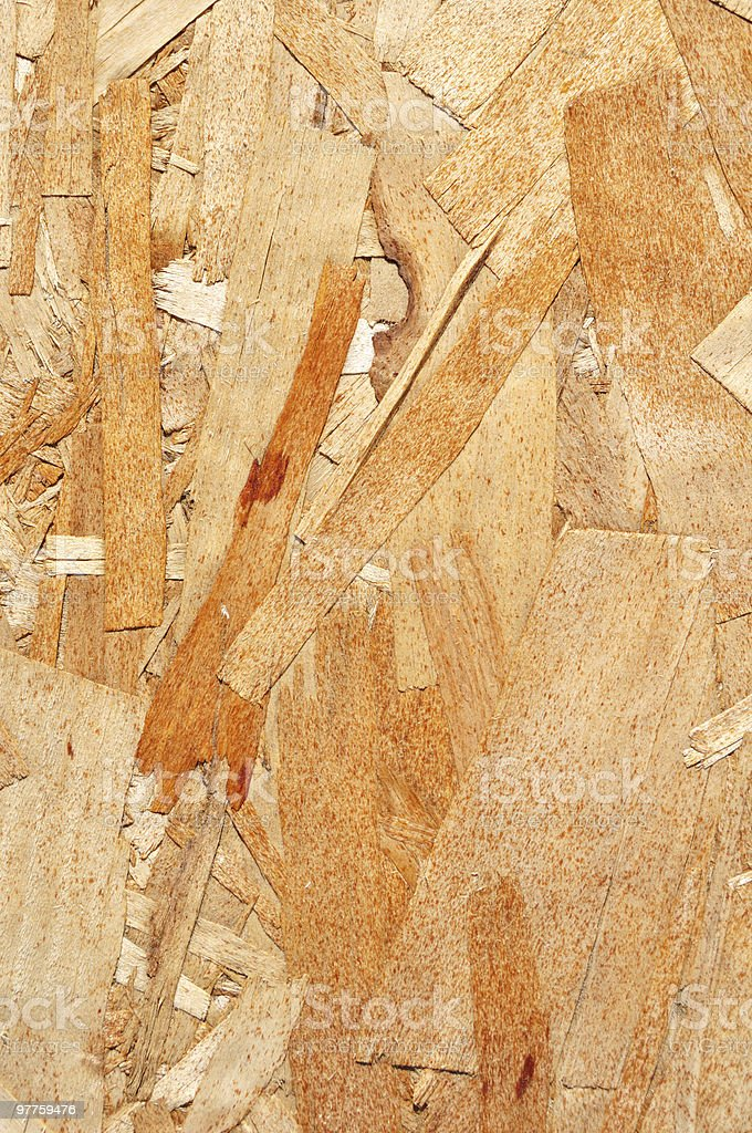 Particle Board for a Background royalty-free stock photo