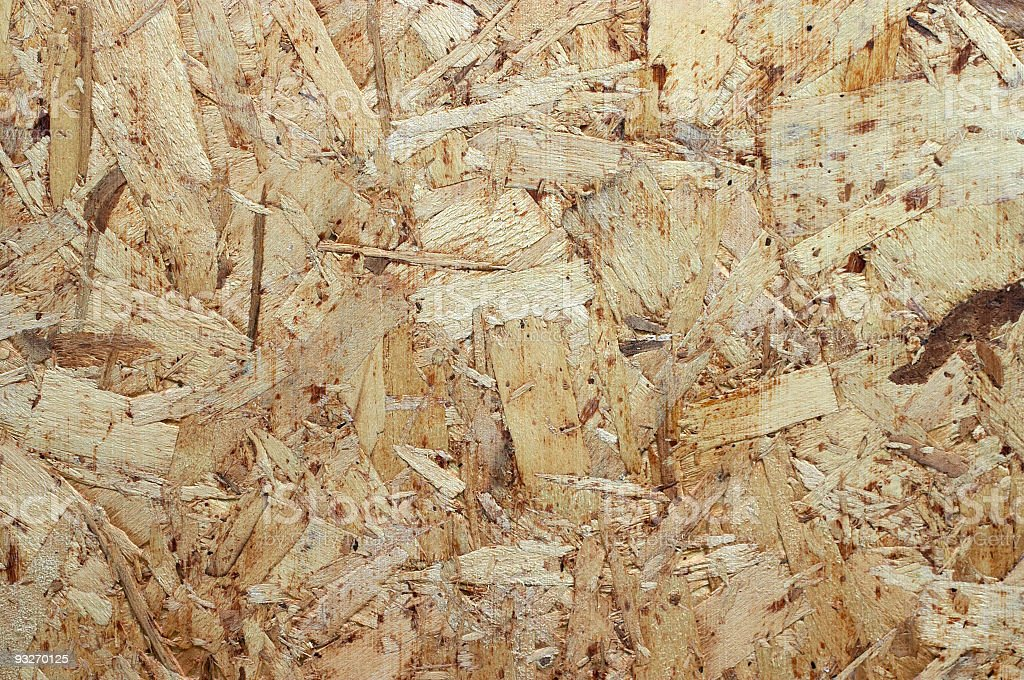 Particle Board royalty-free stock photo