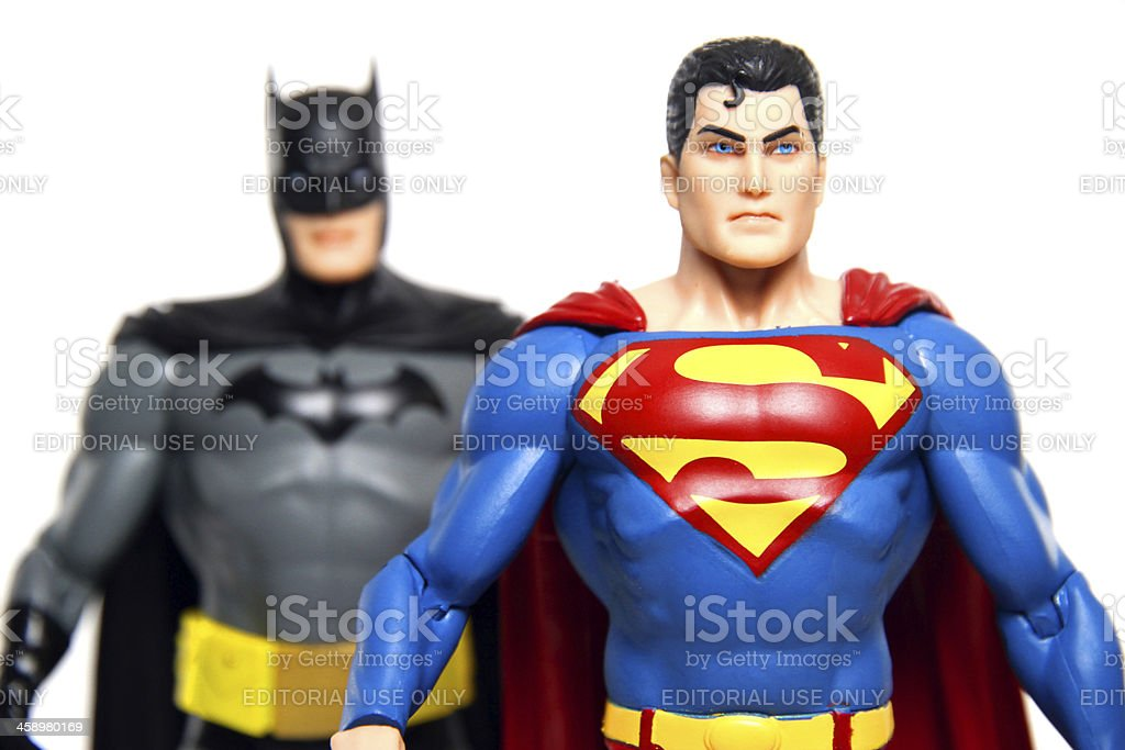 Partners in Crime Fighting stock photo