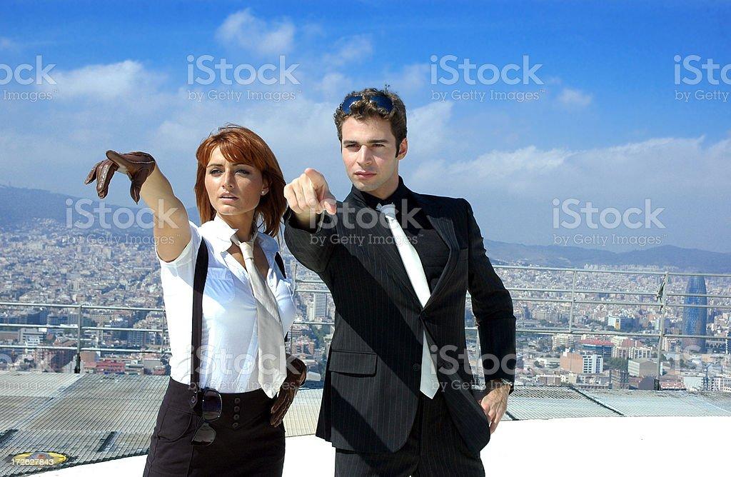Partnership royalty-free stock photo
